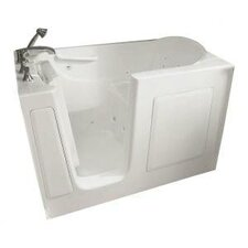 "<strong>American Standard</strong> 59.5"" x 30"" Drain Walk In Whirlpool  Tub with Quick Drain"