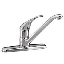 <strong>American Standard</strong> Reliant+ Single Handle Centerset kitchenFaucet with Less Spray