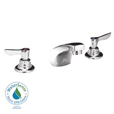 Monterrey Widespread Bathroom Faucet with Double Lever Handles