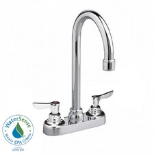 Monterrey Centerset Bathroom Faucet with Double Lever Handles