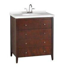 "Cascada 30"" Wood Vanity Set"