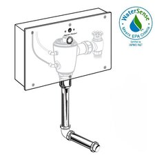 "Concealed Urinal Flush Valve with 0.75"" Back Spud"