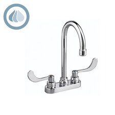 Monterrey Centerset Faucet with Laminar Flow in Spout Base
