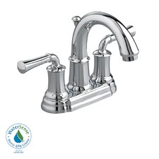 <strong>American Standard</strong> Portsmouth Centerset Bathroom Faucet with Double Lever Handles