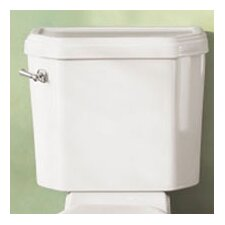 Townsend / Doral Toilet Tank Only with Coupling Components and Tank Trim