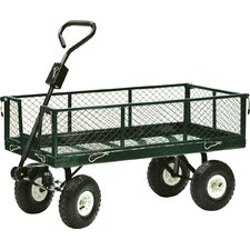 Drop Side Nursery Cart
