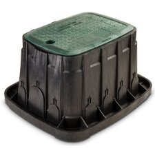 Rectangle Valve Box with Lid