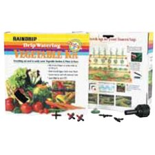 <strong>Raindrip</strong> Drip Watering Vegetable Garden Kit