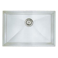"<strong>Blanco</strong> Precision 25"" x 18"" Single Bowl Undermount Kitchen Sink"