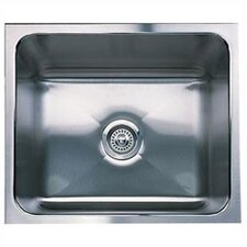 "Magnum 20"" x 16"" Single Bowl Undermount Kitchen Sink"