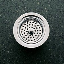"Deluxe 3.5"" Kitchen Sink Strainer"