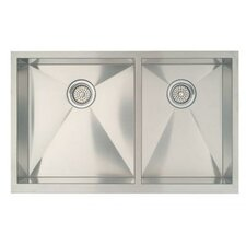 "<strong>Blanco</strong> Precision 33"" x 20.5"" Bowl Kitchen Sink with Apron"