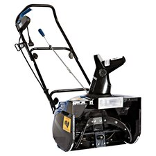"18"" Electric Snow Thrower w/ Halogen Light"