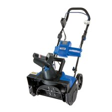 "iON Cordless Single Stage 18"" Electric Snow Thrower with Rechargeable Battery"