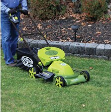 "20"" Bag, Mulch and Side Discharge Cordless Lawn Mower"