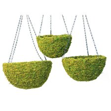 Round Hanging Basket (Set of 2)