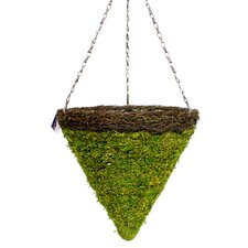 <strong>SuperMoss™</strong> Hanging Cone Basket