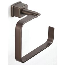<strong>Schon</strong> Mainz Square Mount Towel Ring