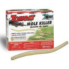 Mole Killer Worm Formula (Set of 6)
