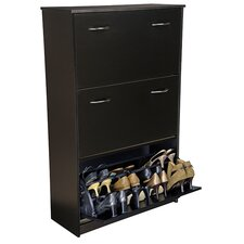 VHZ Storage Triple Shoe Cabinet