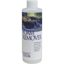 Crystal Clear Liquid Foam Remover