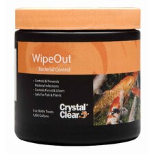 Crystal Clear WipeOut Bacterial Treatment