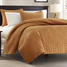 Ivory Coast 3 Piece Coverlet Set