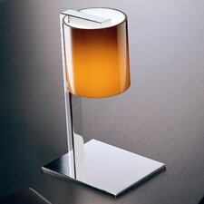 "Minimania 7.87"" H Table Lamp with Drum Shade"
