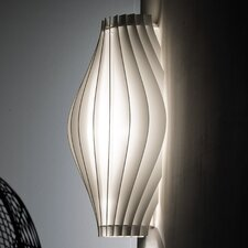<strong>Studio Italia Design</strong> Vapor 2 Light Wall Sconce with Custom Acrylic Diffusers