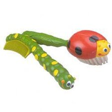 Lady Bug Comb Brush Set