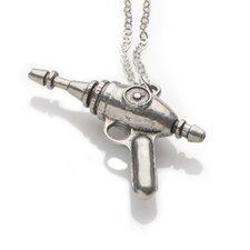 Raygun Pewter Fine Chain