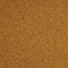 "Classic 12""  Cork Flooring in Light Shade Unfinished"