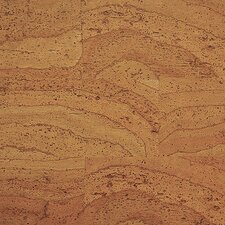"Avant Garde 11-7/8"" Engineered Cork Oak Flooring in Sardinia"