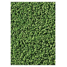 Soft Solids KIDply Grass Green Kids Rug