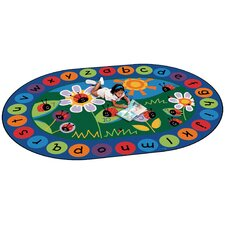 <strong>Carpets for Kids</strong> Circletime Ladybug Kids Rug