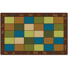 Nature's Colors Seating Kids Rug