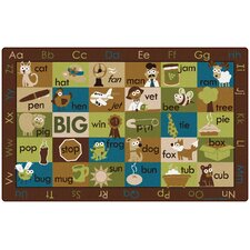 <strong>Carpets for Kids</strong> Rhyme Time Kids Rug