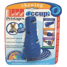 Occupi Dog Treat Dispenser in Blue