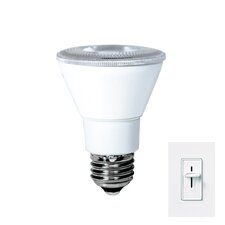 8W Soft White LED Light Bulb