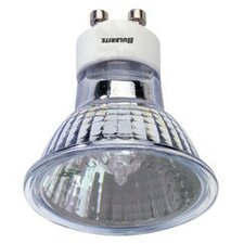 50W Frosted 120-Volt Halogen Light Bulb