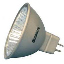 Bi-Pin 50W Silver 12-Volt Halogen Light Bulb (Set of 4)