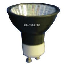 Black 120-Volt Halogen Light Bulb