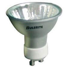 Silver 120-Volt Halogen Light Bulb