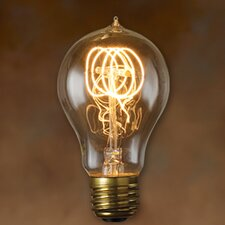 Nostalgic 60W Incandescent Light Bulb