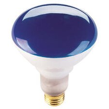 75W Blue 120-Volt Halogen Light Bulb