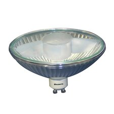 <strong>Bulbrite Industries</strong> GU10 Base R111 Reflector Flood Halogen Bulb