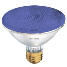 75W PAR30 Halogen Bulb in Blue