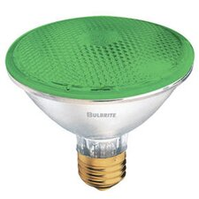 75W Green 120-Volt Halogen Light Bulb (Set of 3)