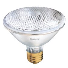 75W PAR30 Halogen Narrow Flood Light Bulb with E26 Base in Warm White