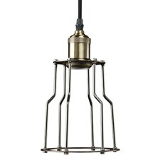 Nostalgic Vintage 1 Light Mini Pendant
